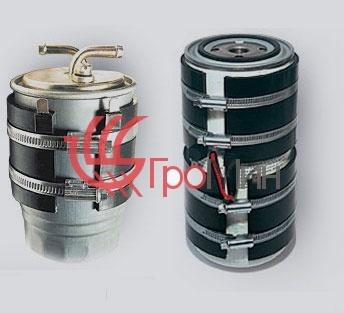 Подогреватель фильтра тонкой очистки ПБ 102 (диаметр 73-86 мм)
